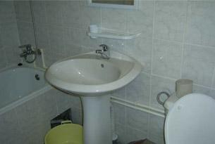Туалет базы отдыха «Афалина»