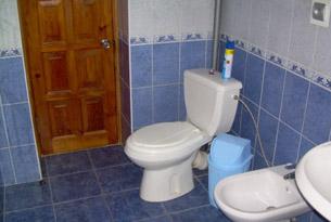 Туалет в частном секторе «Жменька»
