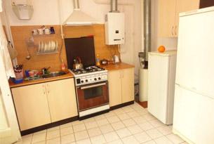 Кухня в частном секторе «Жменька»