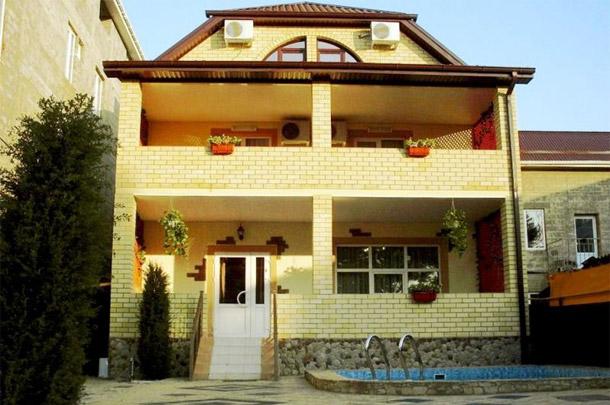 Гостевые дома Анапы
