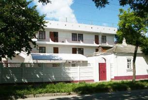Корпус гостевого дома «Алые паруса»