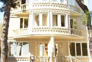 Корпус гостевого дома «Атриум»