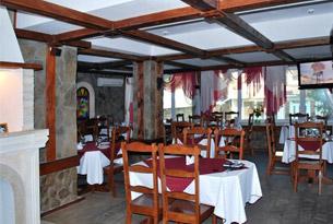 Ресторан гостевого дома «Атриум»