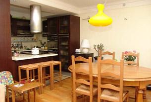 Кухня в квартире на ул. 40-летия Победы