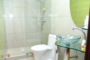 Туалет в квартире на ул. 40-летия Победы
