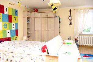 Спальня в квартире на ул. 40-летия Победы
