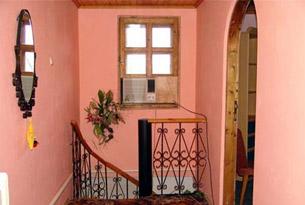 Лестница в квартире на ул. Краснодарской, д. 13А