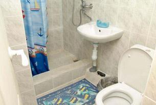 Туалет в квартире на ул. Краснодарской, д. 13А