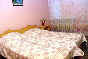 Спальня в квартире на ул. Краснодарской, д. 13А