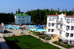 Корпусы отеля «Ривьера»
