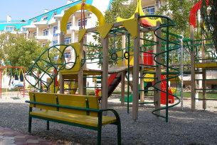 Детская площадка пансионата «Парус»