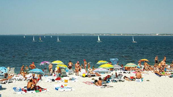Пляж Яхт-клуб («Кордон»)