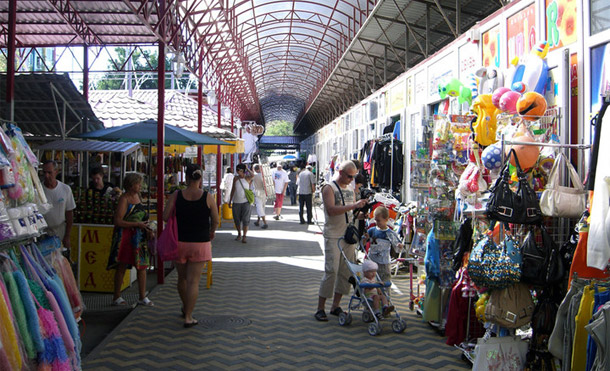 Рынки Анапы